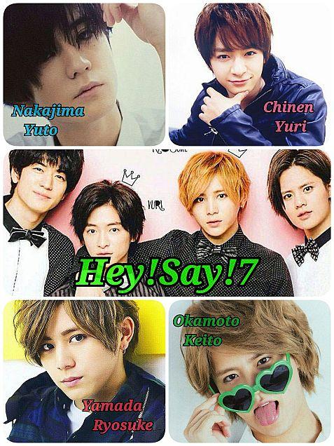 Hey!Say!JUMP の画像(プリ画像)