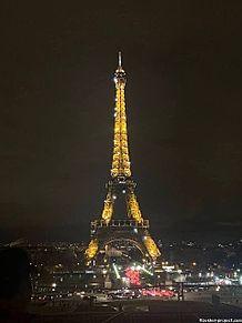 エッフェル塔の画像(パリに関連した画像)