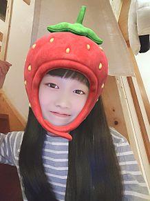 イチゴ スノー 自撮りの画像(イチゴに関連した画像)