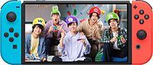 任天堂switch マリオカートver.の画像(任天堂に関連した画像)