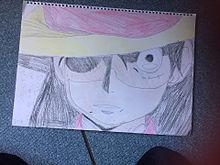 ルフィを描きました。の画像(プリ画像)