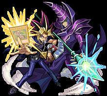 モンストコラボ、遊戯王、ブラックマジシャンの画像(遊戯王に関連した画像)