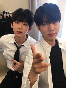 ヒチョン&ジェヨン プリ画像