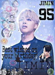 JIMIN Happy Birth Day★の画像(happyに関連した画像)