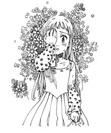エリザベス~幼少期 プリ画像