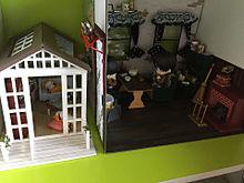 我が家のねんどろハウスの画像(ねんどろいどに関連した画像)
