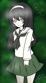 麻子ちゃんの画像(ガルパンに関連した画像)