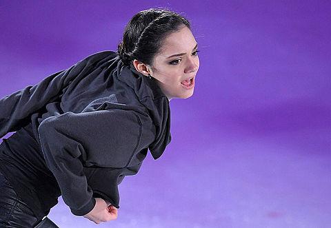 Evgenia Medvedevaの画像(プリ画像)