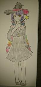 魔女っ子٩( ᐖ )وの画像(プリ画像)