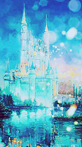 壁紙 ディズニー シンデレラ 城 Paintschainer
