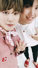 BTS JIMIN&JーHOPE ホプミンの画像(j-hopeに関連した画像)