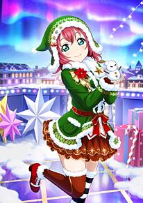 クリスマスプレゼント編 善子 ルビィの画像(ラブライブサンシャイン!に関連した画像)