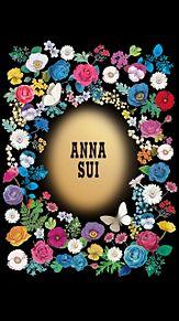 ANNA  SUI待ち受け プリ画像