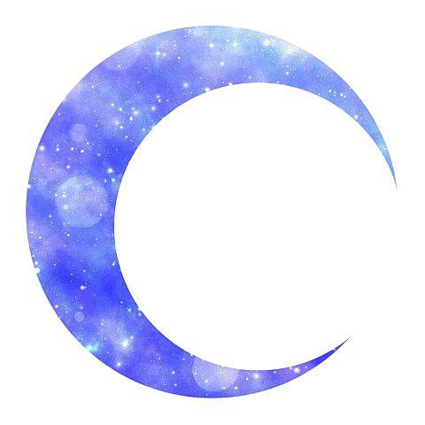 月素材の画像(プリ画像)