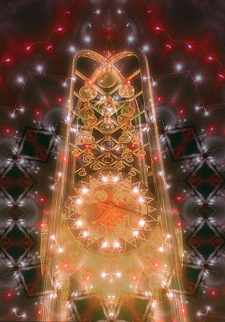 時計台の画像 プリ画像