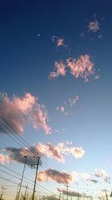 空 雲 シルエットの画像(シルエットに関連した画像)