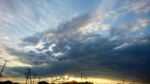 空(パノラマ)の画像(プリ画像)
