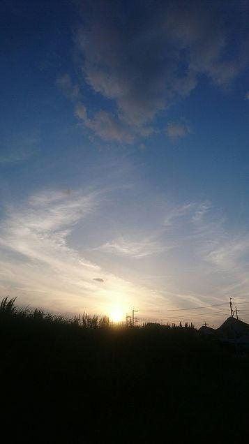空を見て想うの画像(プリ画像)