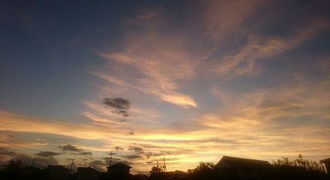 空 街 雲のかたちの画像(プリ画像)