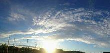 空 街 雲のかたちの画像(景色に関連した画像)