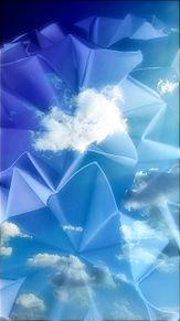 空 …折り紙…  (詳細も見てね)の画像(折り紙に関連した画像)