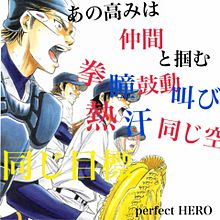 ダイヤのA perfect hero 保存☞いいね♡の画像(青道に関連した画像)