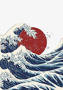 日本画 プリ画像