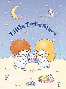 Little Twin Stars プリ画像