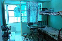 香港のアパートの部屋の画像(アジアに関連した画像)