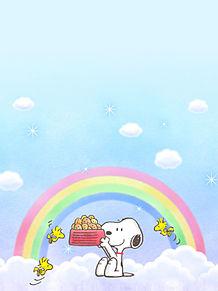 SNOOPYの画像(空に関連した画像)