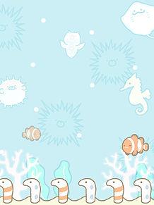 海の画像(クマに関連した画像)