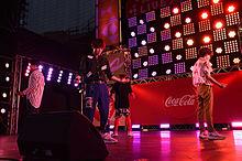 コカ・コーラ SUMMER STATION 音楽LIVEの画像(森崎ウィンに関連した画像)