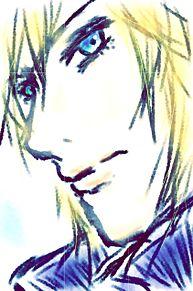 寒色系男児の画像(寒色に関連した画像)