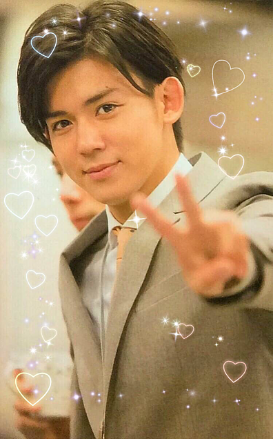 😀😁😮😙😘I LOVE 小瀧望😀😁😮😙😘の画像(プリ画像)