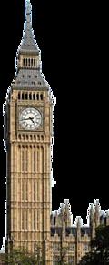 時計台の画像(プリ画像)