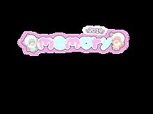 memory① 背景透過 素材 量産型 プリクラ文字の画像(memoryに関連した画像)