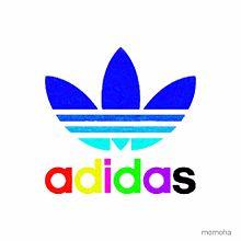 アディダス ロゴの画像(プリ画像)