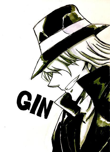 名探偵コナン ジンの画像(プリ画像)