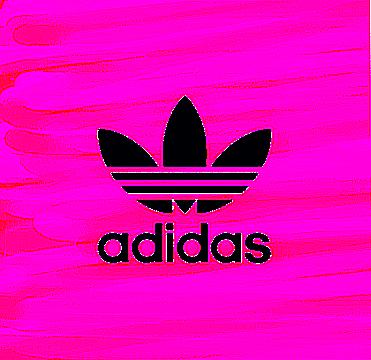 adidas ペア画