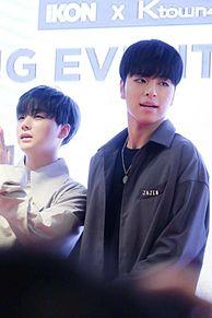 iKON      ジナン&ジュネの画像(#iKONに関連した画像)
