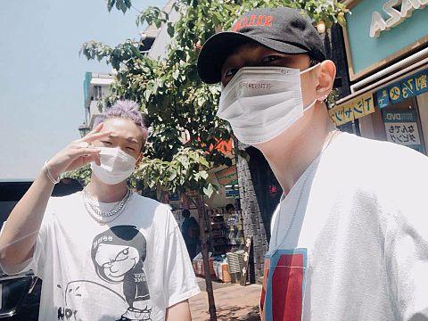 iKON      BOBBY&ドンヒョクの画像(プリ画像)