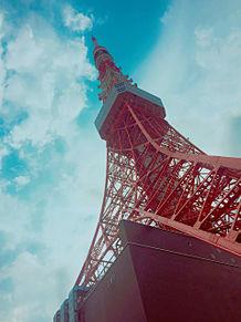 東京タワー プリ画像