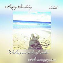 Happy Birthday!! 保存→こめぽちの画像(嵐 notヲタバレに関連した画像)