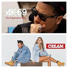 AK-69/creamの画像(プリ画像)