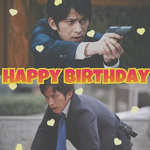 岡田くん誕生日おめでとうの画像(プリ画像)
