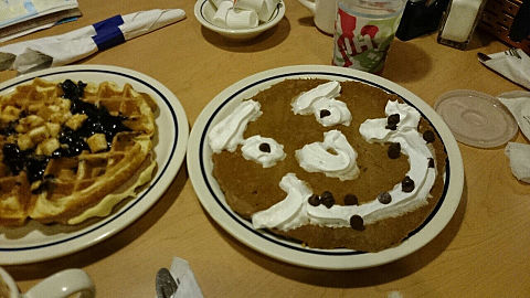 smileパンケーキの画像(プリ画像)