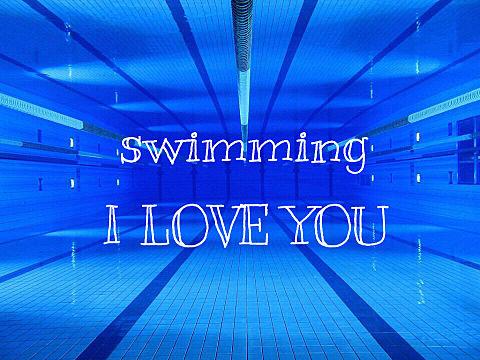 swimmingの画像(プリ画像)