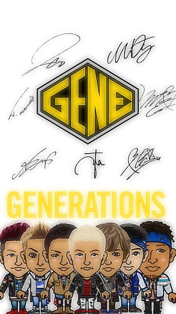 GENERATIONS♡の画像(プリ画像)