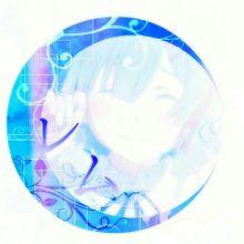 レム 月加工画像の画像(プリ画像)