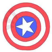 キャプテンアメリカ*の画像(アメリカ/Americanに関連した画像)